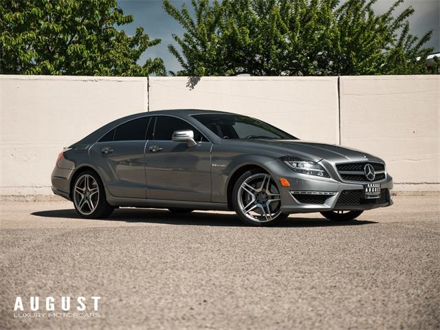 Picture of '12 Mercedes-Benz CLS-Class located in British Columbia Offered by  - Q9QS