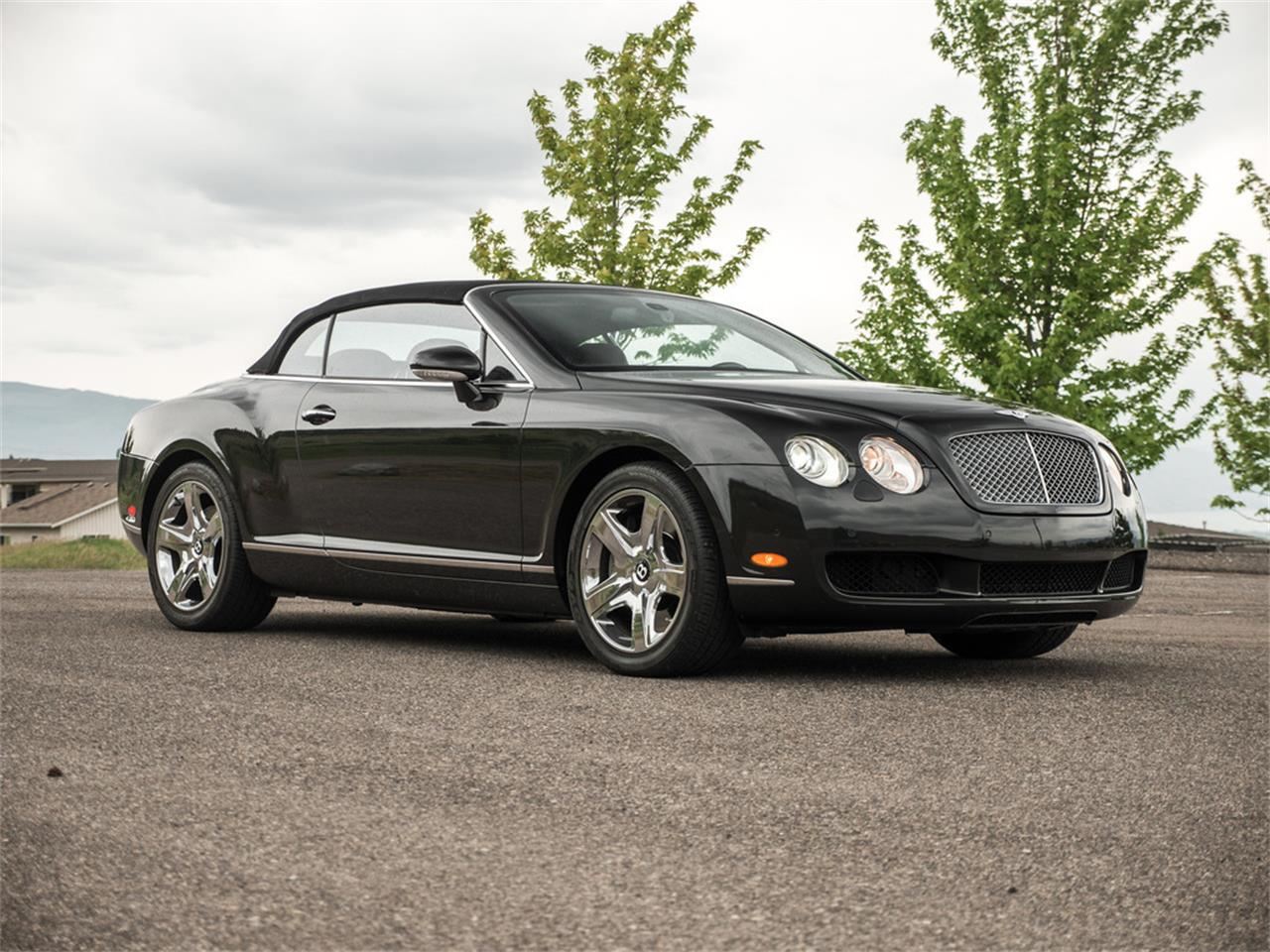 Large Picture of 2007 Bentley Continental - Q9QU