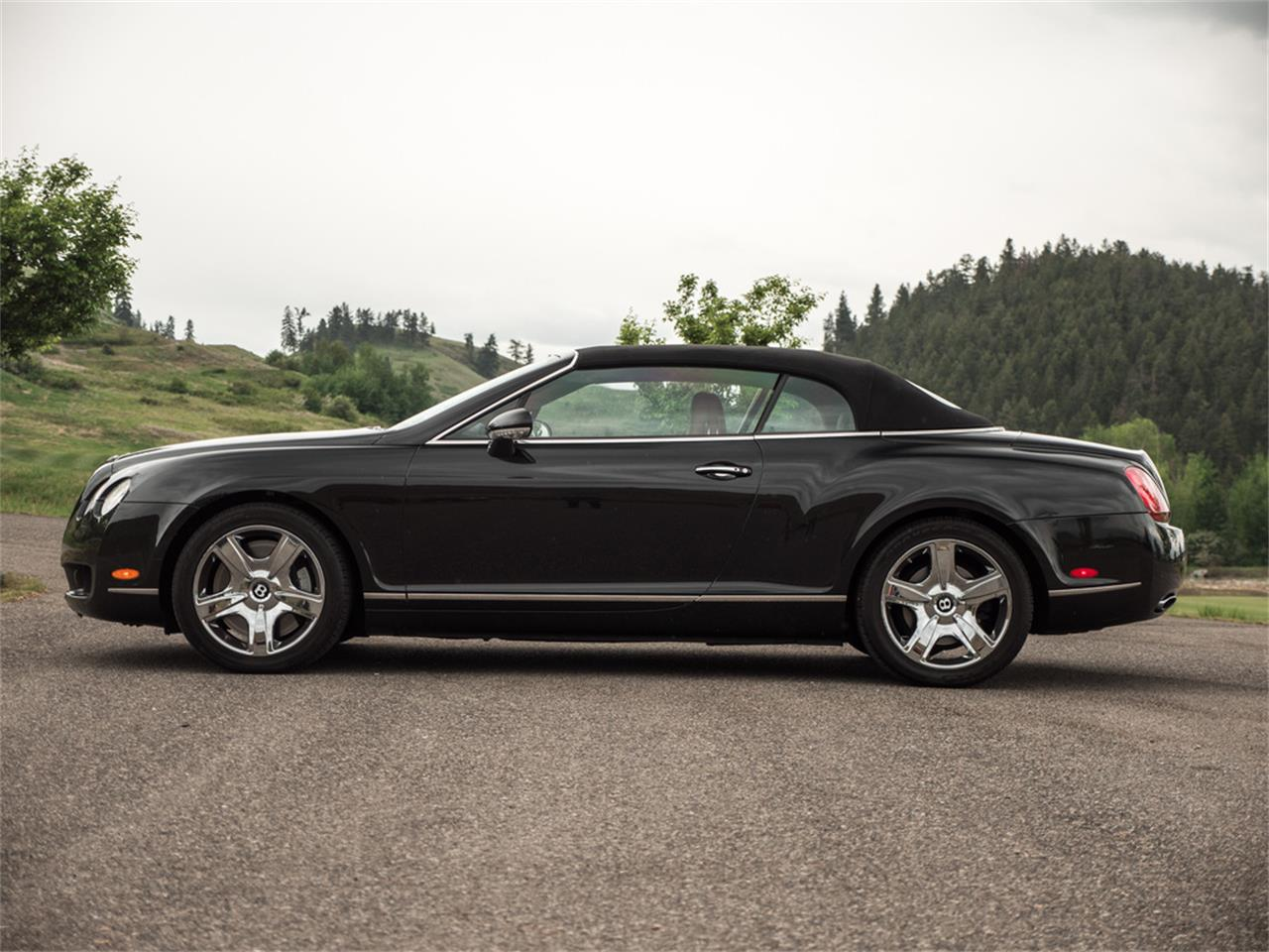 Large Picture of 2007 Bentley Continental located in Kelowna British Columbia - Q9QU