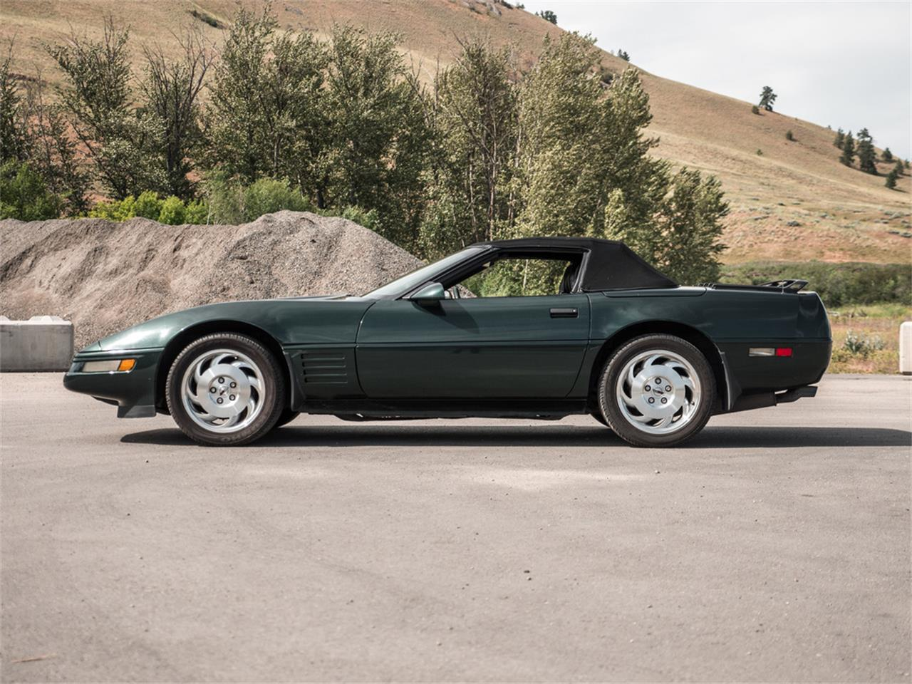 Large Picture of '93 Corvette - Q9RO