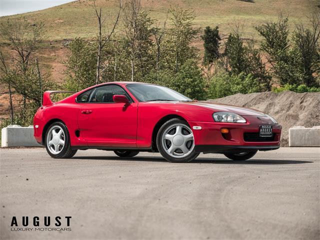Picture of '94 Supra - Q9RT