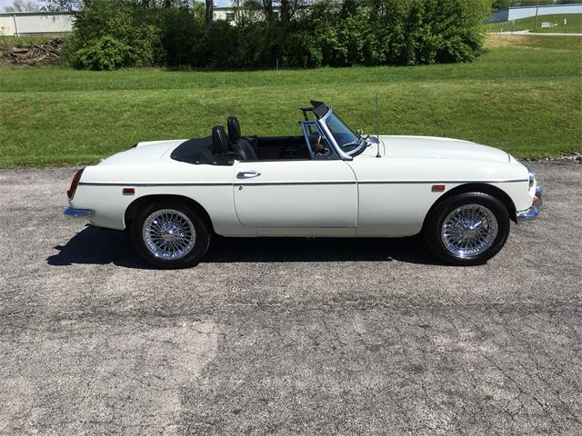 Picture of '69 MGC - Q9S0