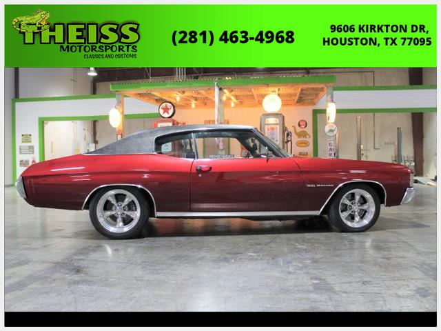 Picture of Classic '71 Chevrolet Chevelle located in Houston Texas - Q5ST