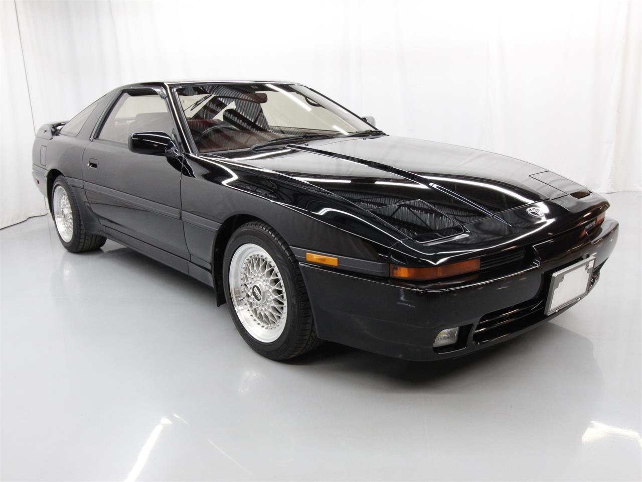 Large Picture of '91 Toyota Supra located in Christiansburg Virginia Offered by Duncan Imports & Classic Cars - Q9SQ
