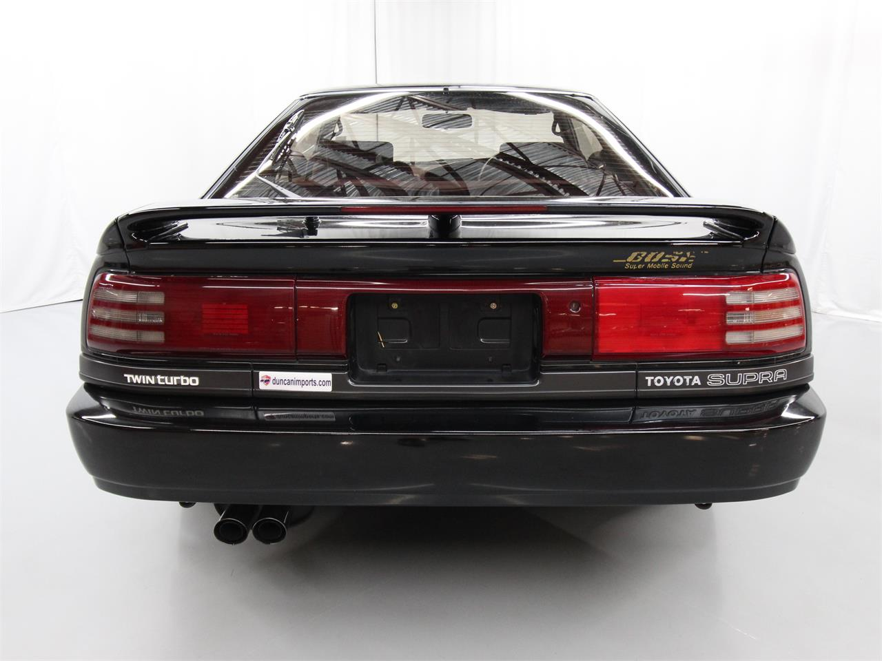 Large Picture of 1991 Toyota Supra located in Virginia - $16,973.00 Offered by Duncan Imports & Classic Cars - Q9SQ
