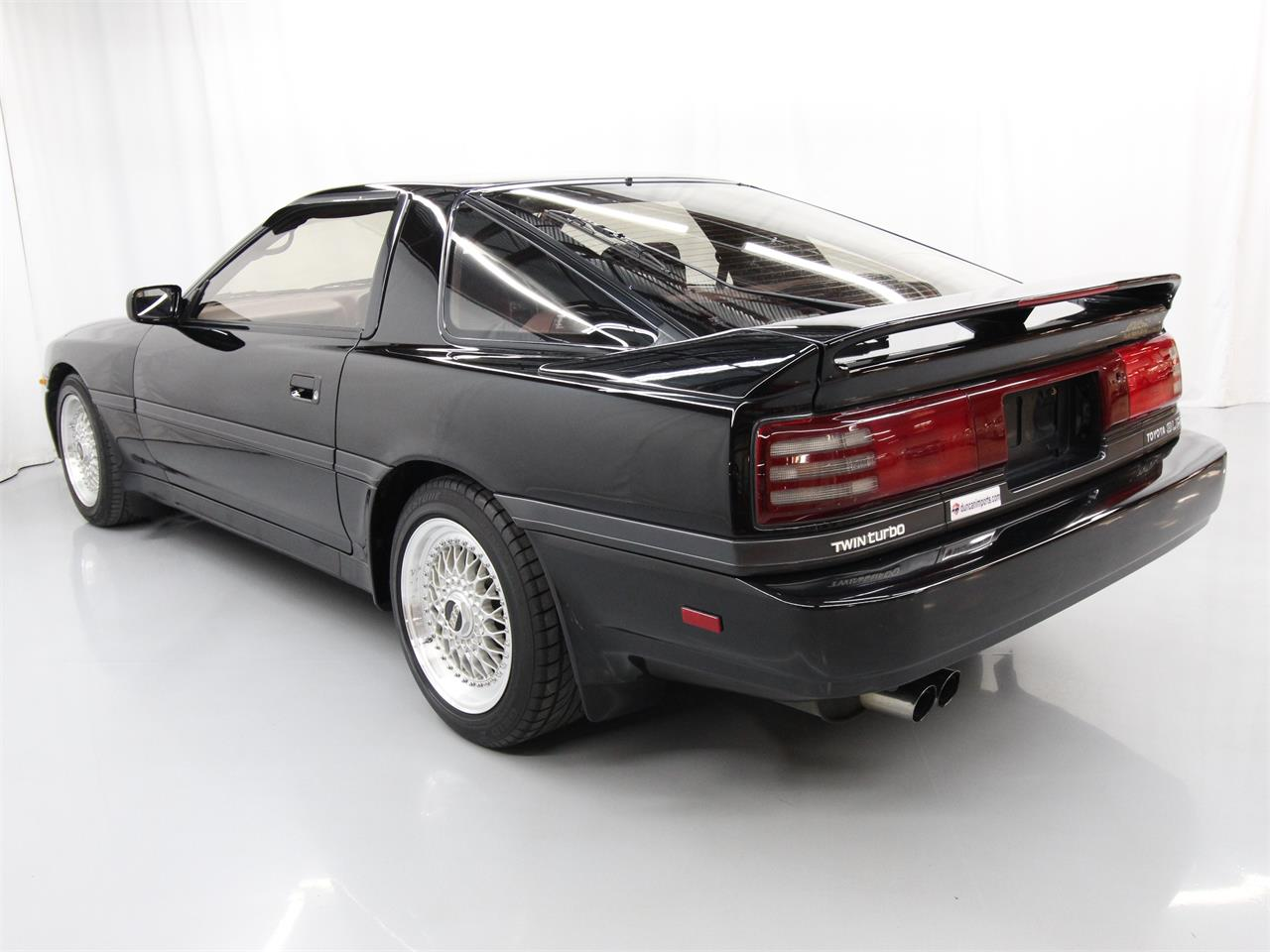 Large Picture of '91 Toyota Supra - $16,973.00 Offered by Duncan Imports & Classic Cars - Q9SQ