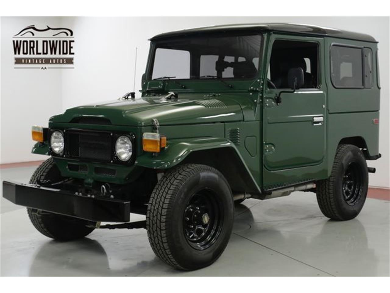 Large Picture of '79 Land Cruiser FJ40 - Q9SY