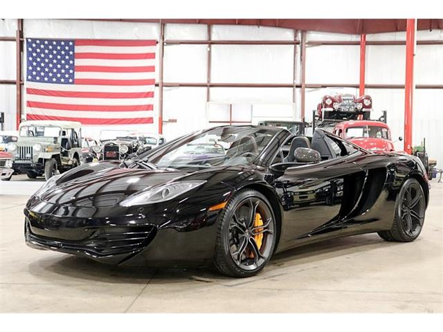 Picture of 2014 McLaren MP4-12C located in Kentwood Michigan - $154,900.00 - Q9T2