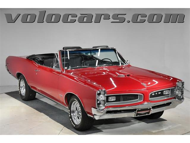 Picture of '66 GTO - Q9T6