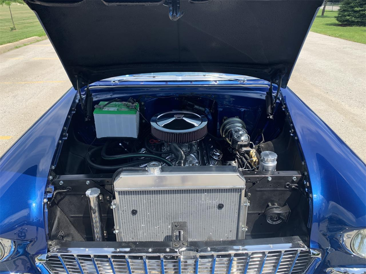 Large Picture of '55 Bel Air - Q9T9