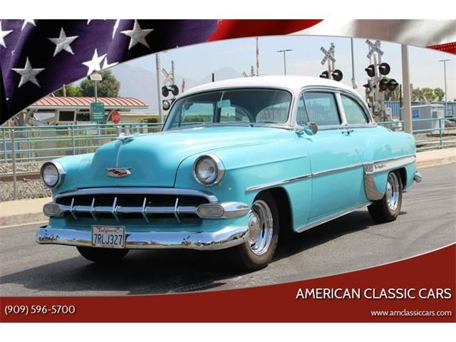 Picture of Classic 1954 Chevrolet Bel Air located in California Offered by  - Q9UA