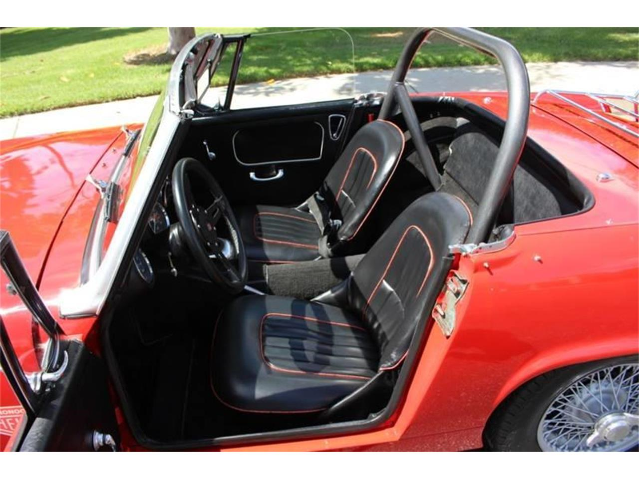 Large Picture of Classic 1965 Austin-Healey Sprite - $12,900.00 - Q9UC
