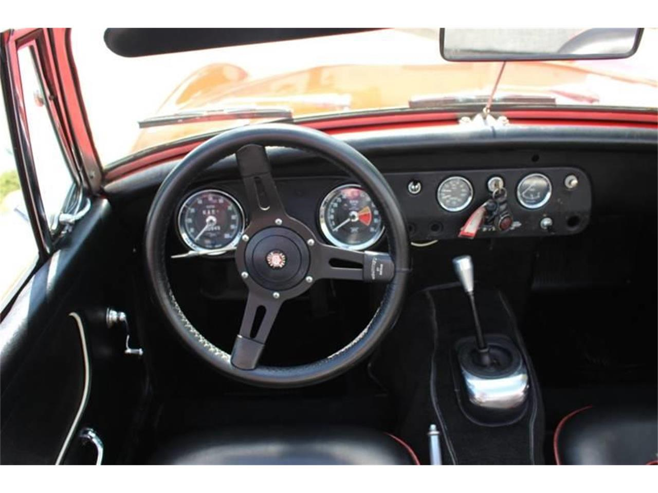 Large Picture of Classic '65 Austin-Healey Sprite located in California - Q9UC