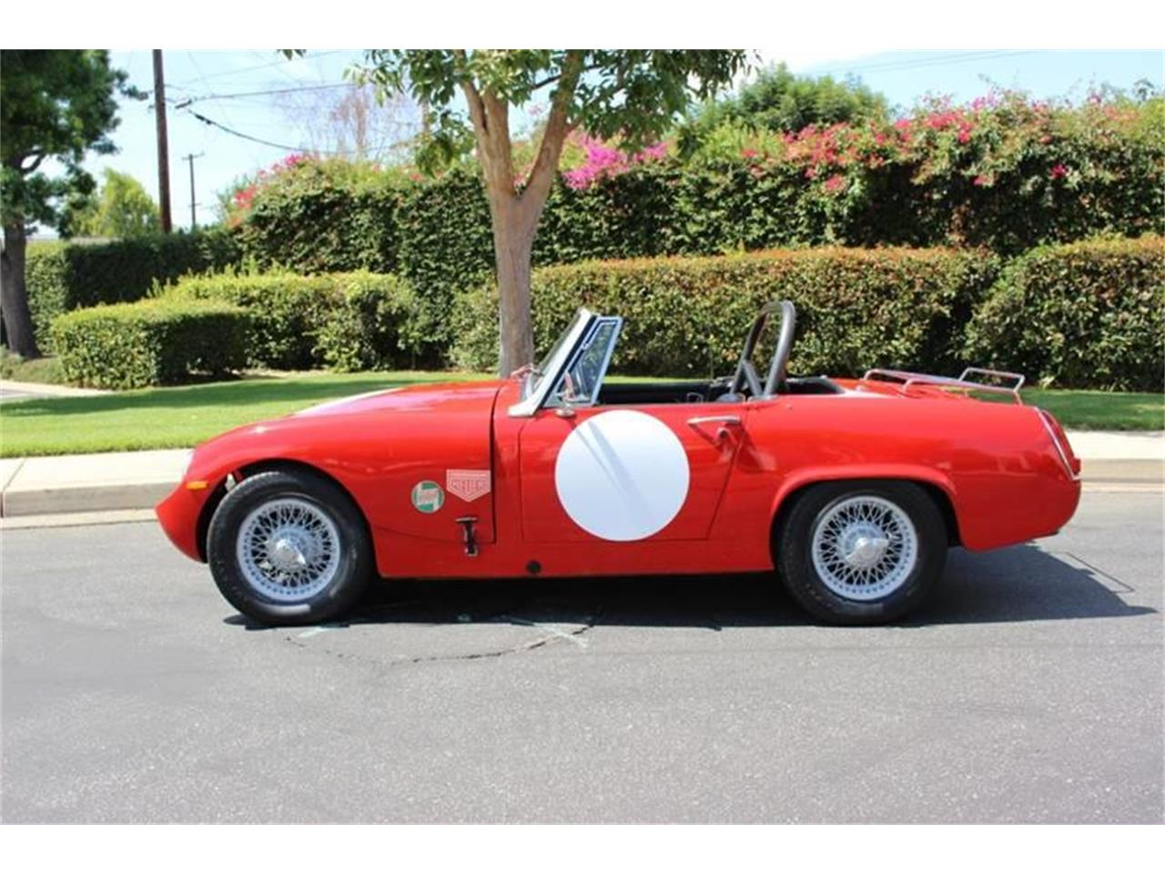 Large Picture of Classic '65 Austin-Healey Sprite - Q9UC
