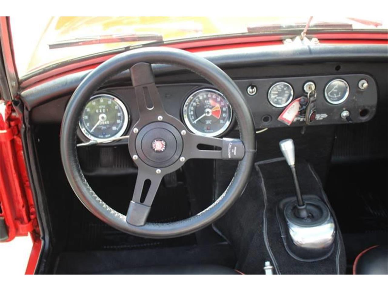 Large Picture of Classic '65 Austin-Healey Sprite located in La Verne California Offered by American Classic Cars - Q9UC