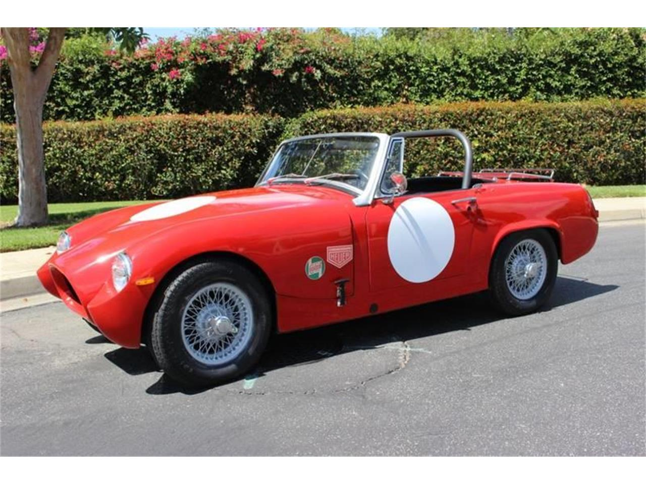 Large Picture of 1965 Austin-Healey Sprite located in La Verne California - $12,900.00 Offered by American Classic Cars - Q9UC