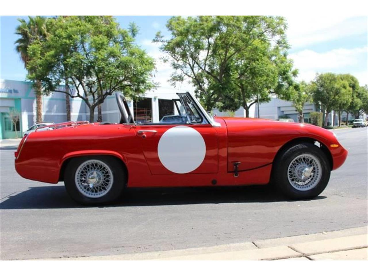Large Picture of '65 Austin-Healey Sprite Offered by American Classic Cars - Q9UC