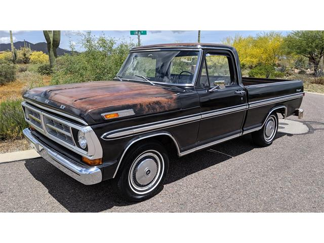 Picture of '71 1/2 Ton Pickup - Q5T3