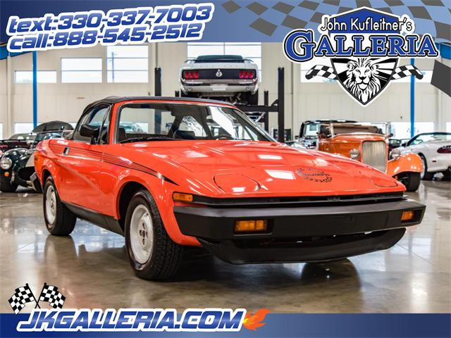 Picture of '79 TR7 - Q9V7