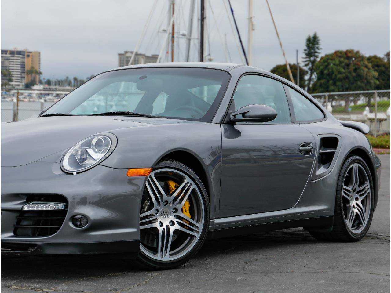 Large Picture of '07 911 Turbo - Q9VN