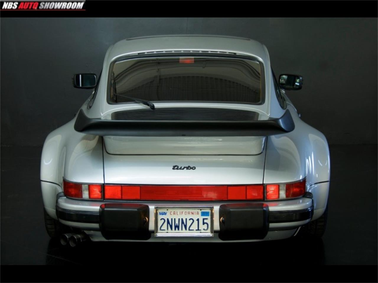 Large Picture of '89 911 Offered by NBS Auto Showroom - Q9VO