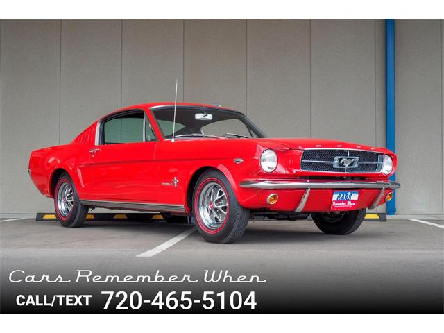 Picture of '65 Mustang - Q9VQ