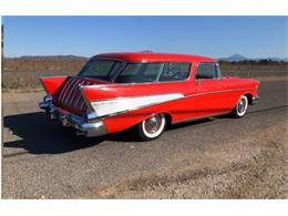 Picture of 1957 Chevrolet Nomad - Q5T8