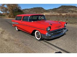 Picture of Classic 1957 Nomad Auction Vehicle Offered by Lucky Collector Car Auctions - Q5T8