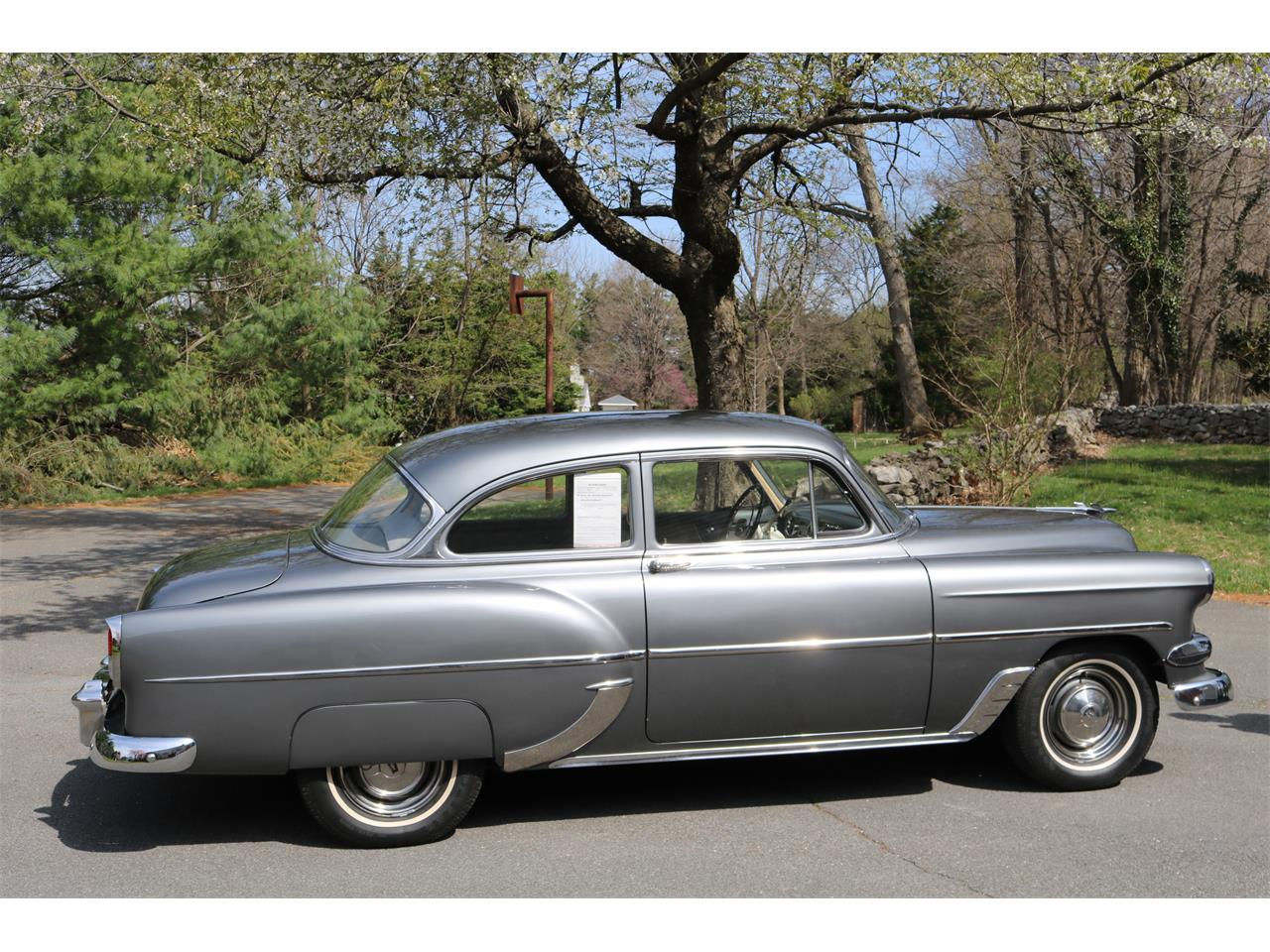 Large Picture of Classic '54 Chevrolet Bel Air located in Winchester Virginia - $22,500.00 - Q5TA