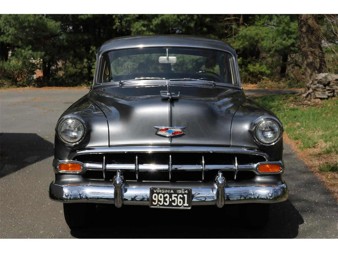 Large Picture of 1954 Chevrolet Bel Air located in Winchester Virginia - Q5TA