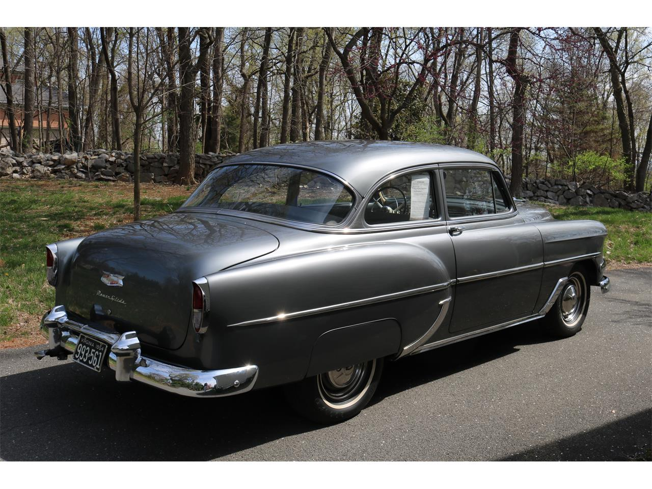 Large Picture of Classic 1954 Bel Air located in Winchester Virginia Offered by a Private Seller - Q5TA