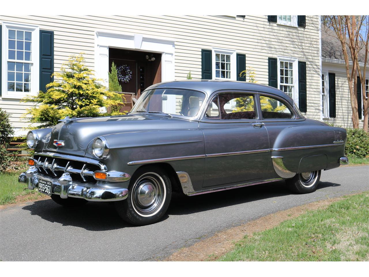 Large Picture of Classic '54 Chevrolet Bel Air located in Winchester Virginia Offered by a Private Seller - Q5TA