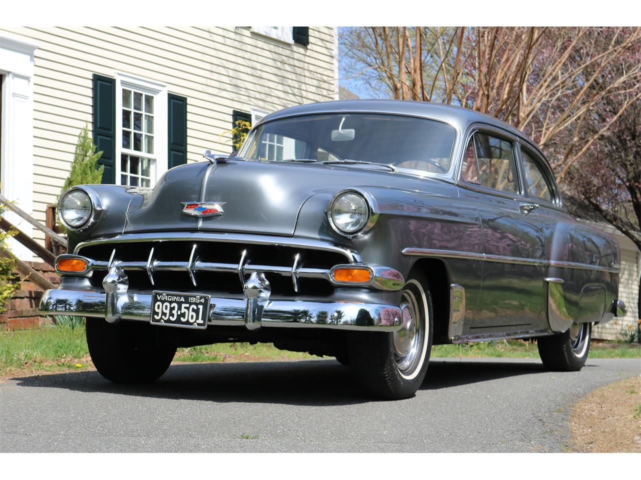 Large Picture of Classic 1954 Bel Air Offered by a Private Seller - Q5TA