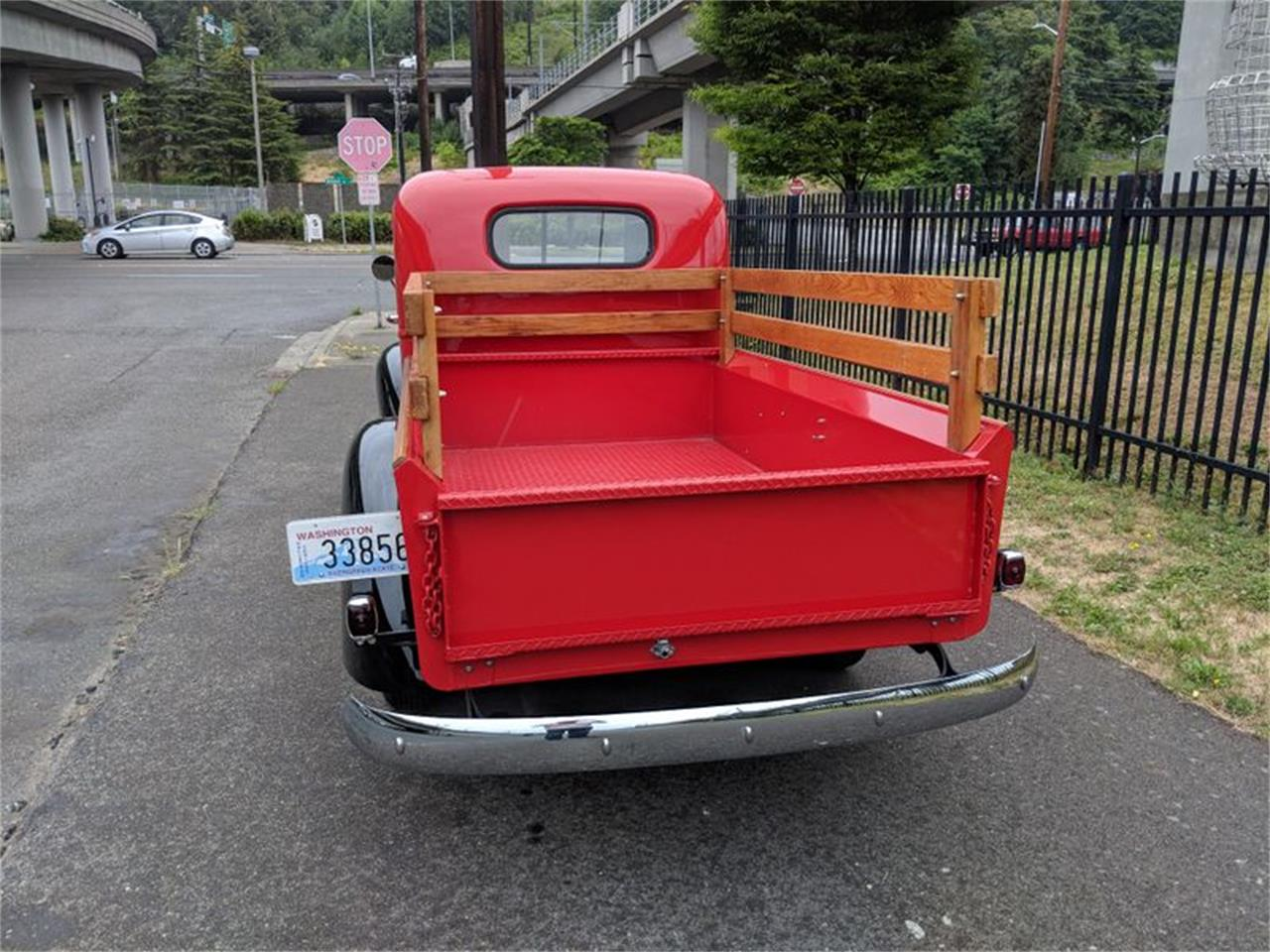 Large Picture of 1946 Chevrolet Pickup located in Washington Offered by Lucky Collector Car Auctions - Q5TC