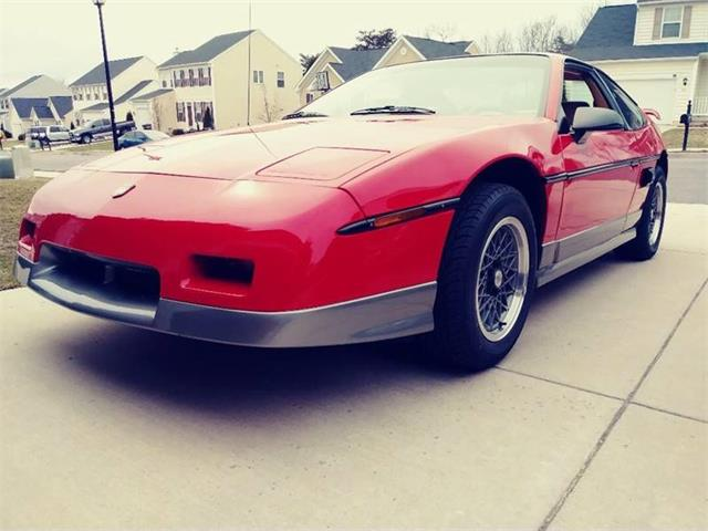 Picture of '86 Fiero - Q9XE