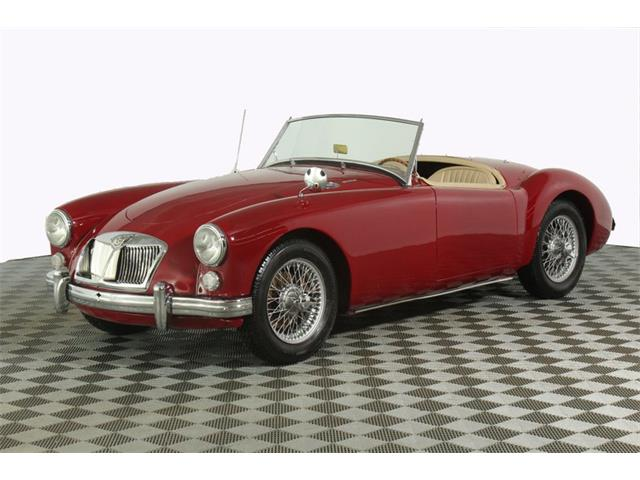 Picture of '62 MGA - Q9XM