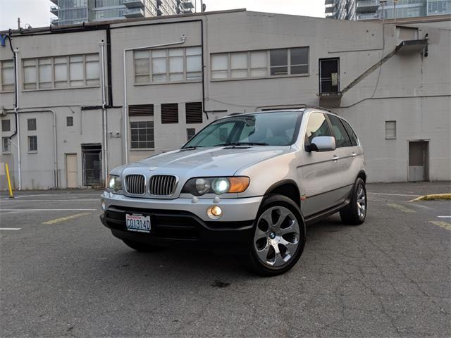 Picture of '01 X5 - Q5TE