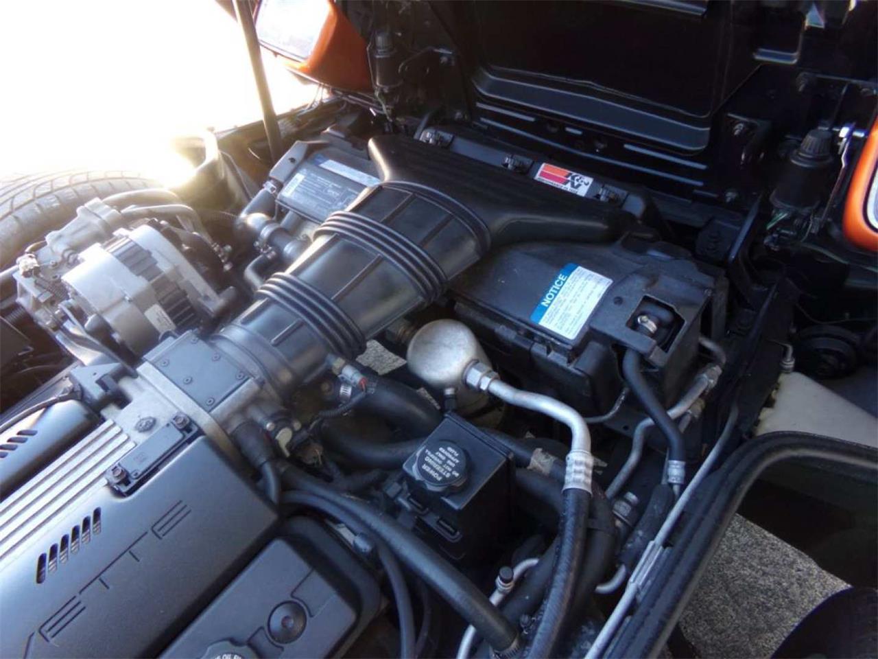 Large Picture of '93 Corvette C4 - Q9XZ