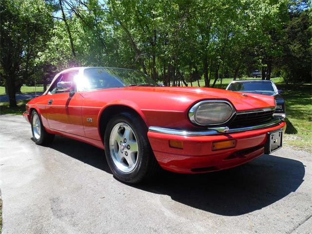 Picture of 1995 Jaguar XJS located in Harvey Louisiana Offered by  - Q9Y6