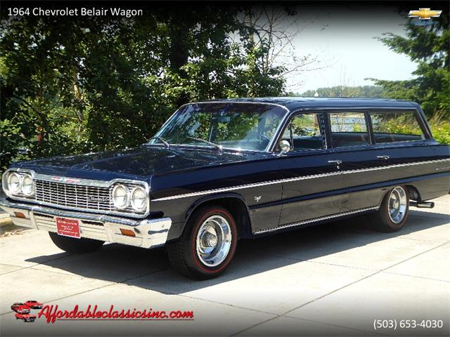 Picture of '64 Bel Air - Q9YA