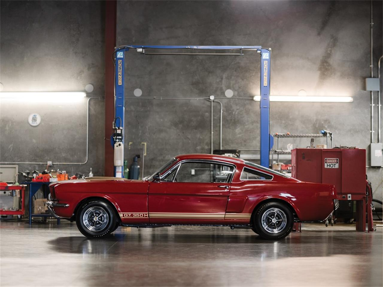 Large Picture of '66 GT350 - Q9Z3