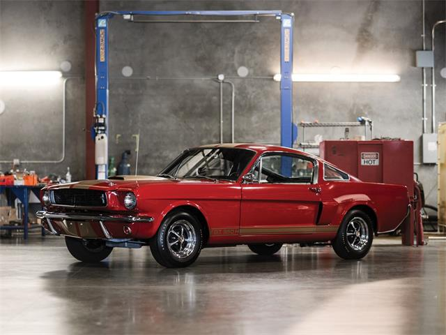 Picture of 1966 GT350 located in Monterey California - Q9Z3