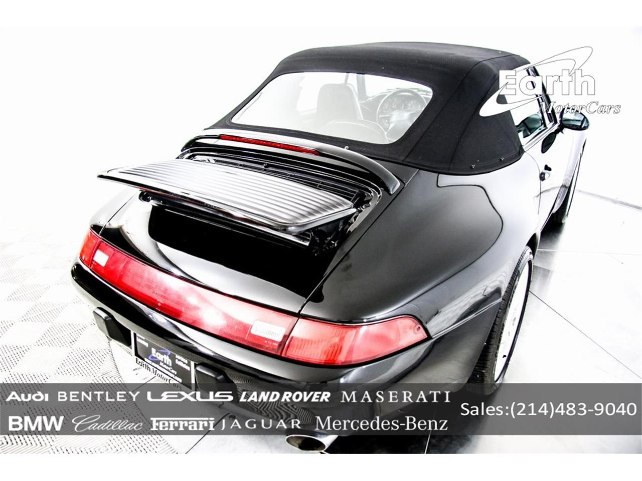 Large Picture of '95 911 - Q9Z6