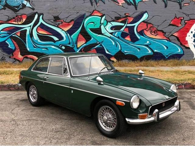 Picture of '70 MG MGB GT located in Los Angeles California - $11,750.00 Offered by  - Q5EK
