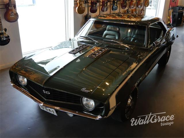 Picture of '69 Camaro SS - Q9ZK