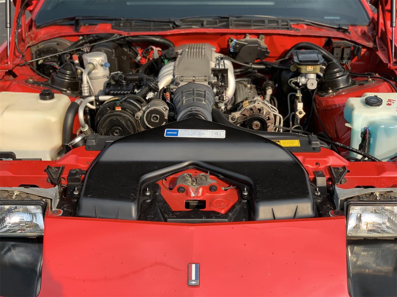 Large Picture of '91 Camaro Z28 - Q9ZT