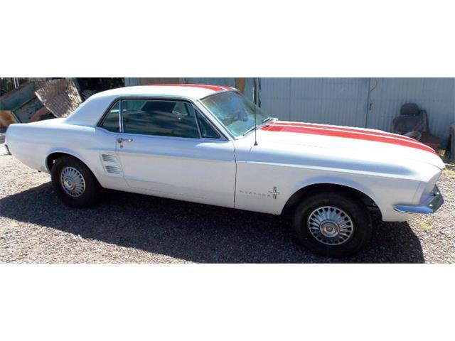 Picture of Classic '67 Mustang located in Tucson AZ - Arizona - Q5TM
