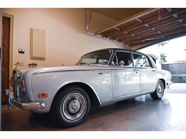 Picture of '72 Silver Shadow - QA07