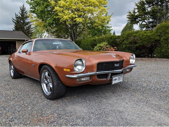 Picture of Classic '71 Camaro located in Bellingham Washington - QA0R