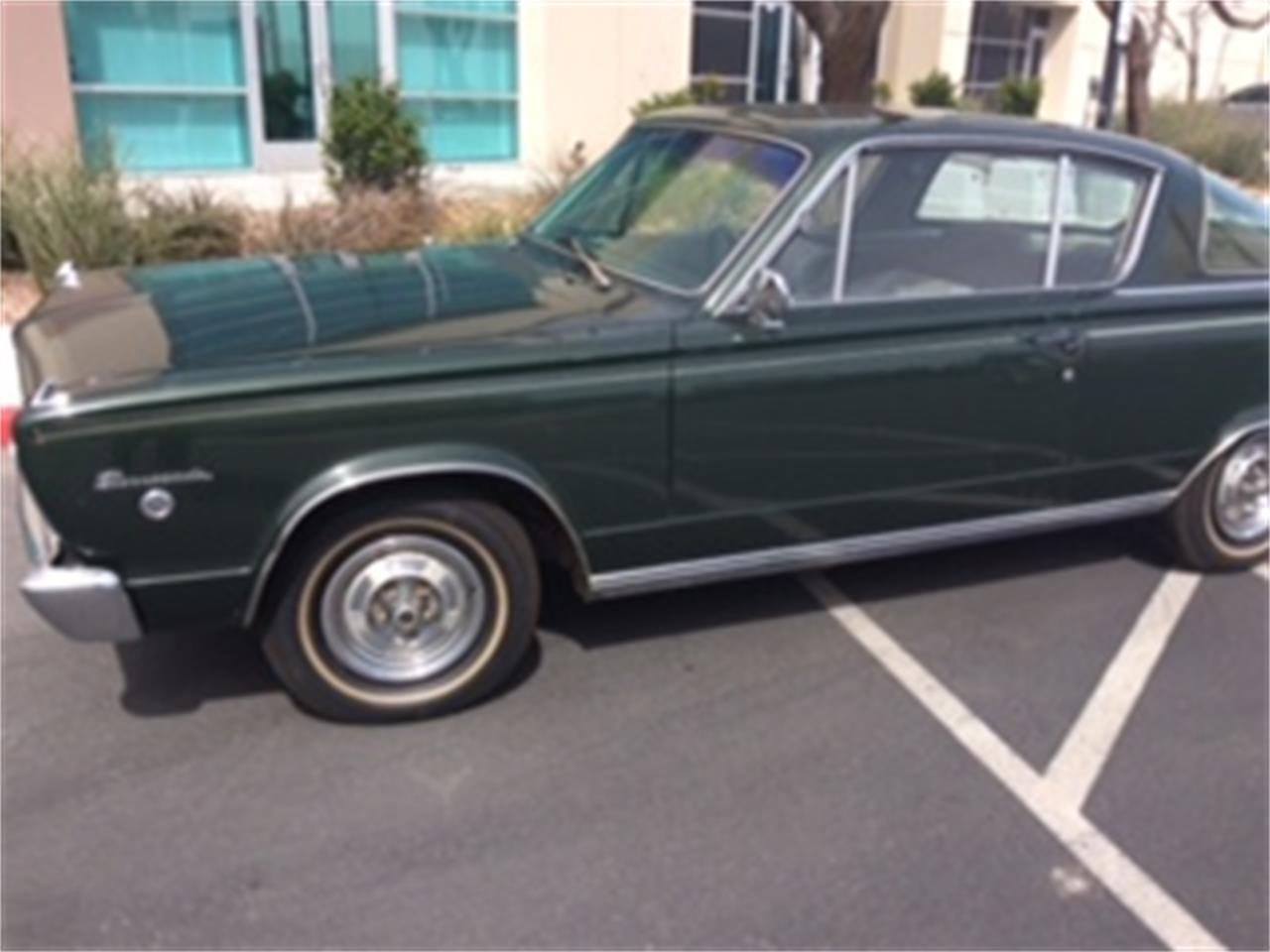 Large Picture of '66 Barracuda - QA0S